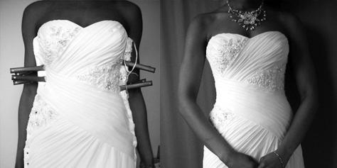 2 Pleated Dress Ba